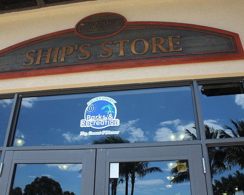 The Ship's Store has all your needs.