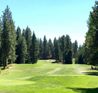 Black Butte Ranch Golf Club