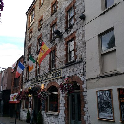 Pub with great food