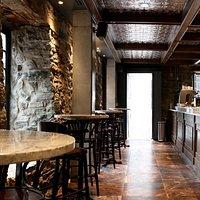Café Olimpico - Inside