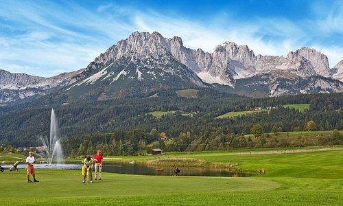 Region, Golf