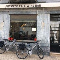 Bom sítio para vir de bicicleta