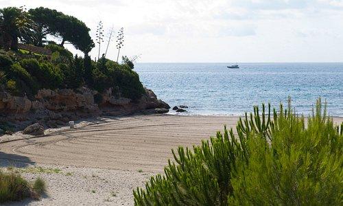 Playa de l'Estany Tort