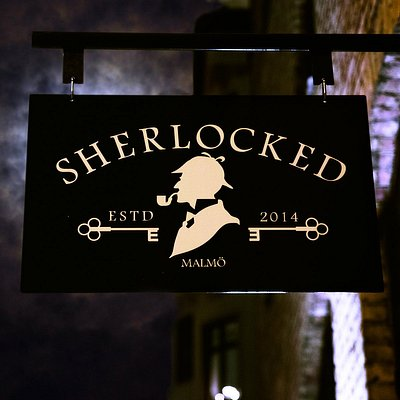 """Swedens two most exciting adventures can be found at Sherlocked´s """"BAKER STREET"""""""