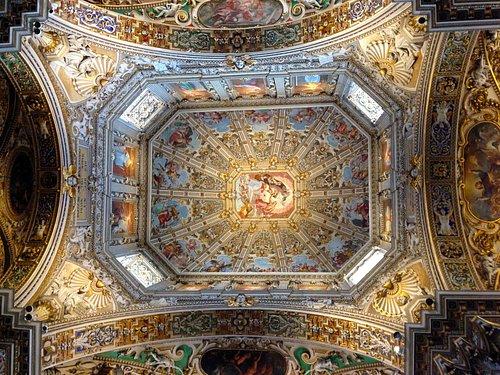 Interno della cupola