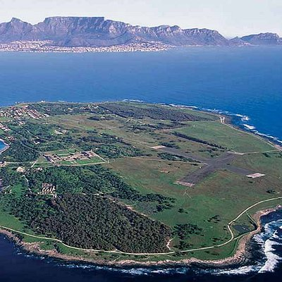 Robben Island the 3rd most pupluar attractin in Cape Town