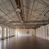vista del soffitto al primo piano