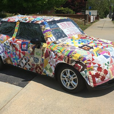 Airing of Quilts, Franklin, NC