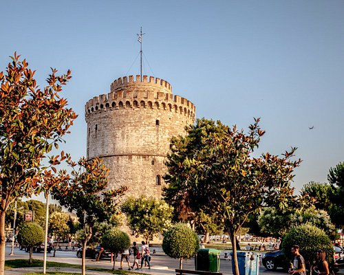 Белая башня, Салоники