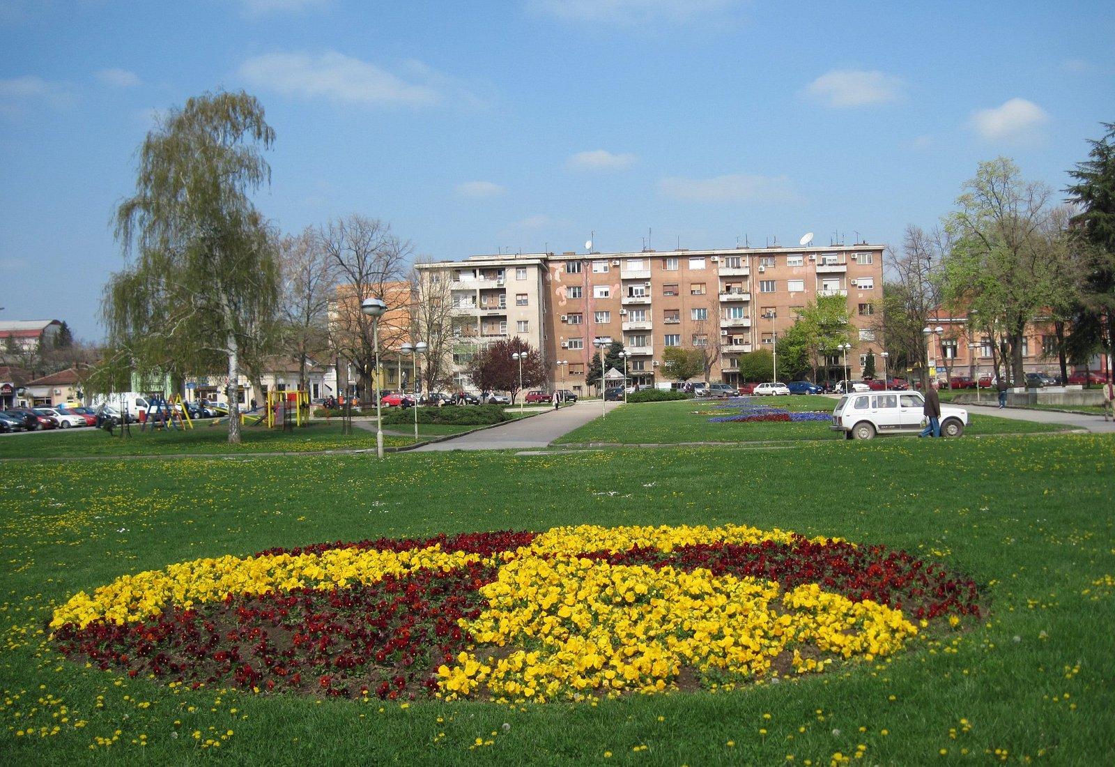 Centar Kraagujevca 1