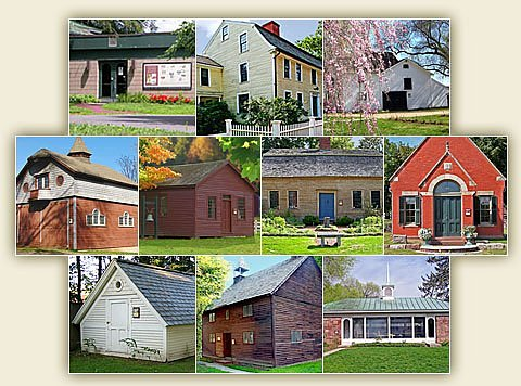 Treasures of New England