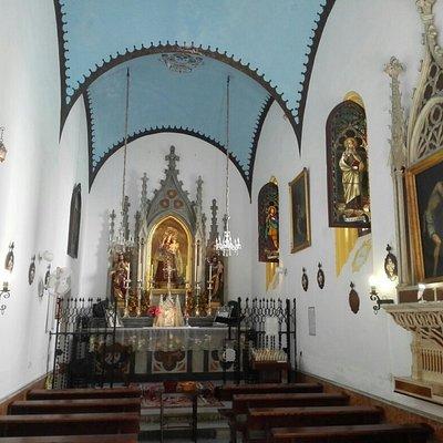 La Virgen del Carmen de la Capillita