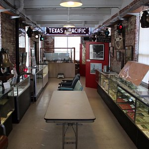 The Shreveport Railroad Museum collection