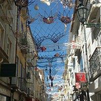 Décoration  des rues de Setubal  2014