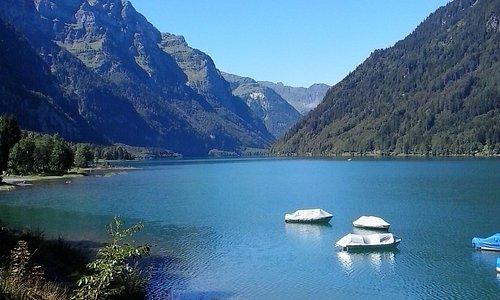 Klöntalersee GL, Switzerland