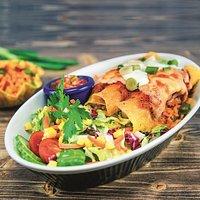 Sausalitos Enchiladas