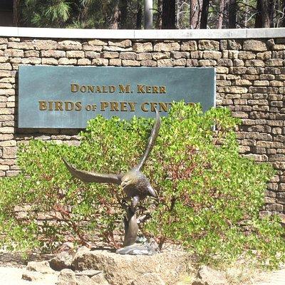 Birds of Prey Hall, High Desert Museum, Bend, Oregon