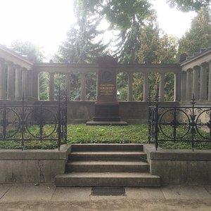 Dorotheenstadt Cemetery