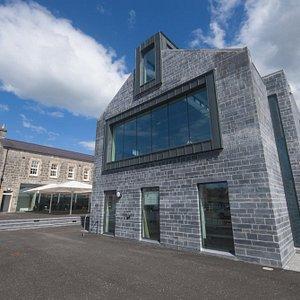 Visitor Centre at Enniskillen Castle