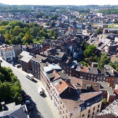 Vue à 360° sur Liège