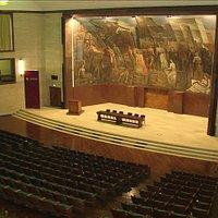 Foto dell'aula magna