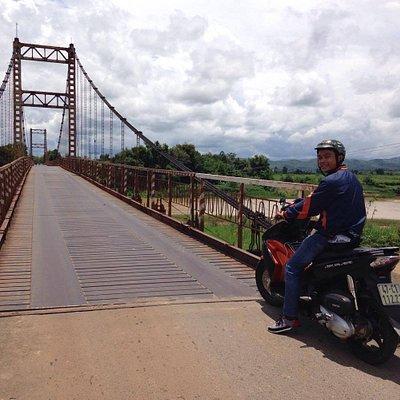 Tour in Konlong, Komtum
