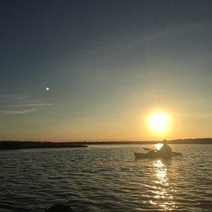 Sunset Tour View