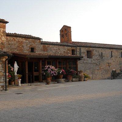 Santuario Montignoso di Gambassi Terme