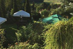 Restauracja Wiszące Ogrody nad Narwią