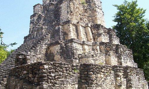 Muyil Pyramid