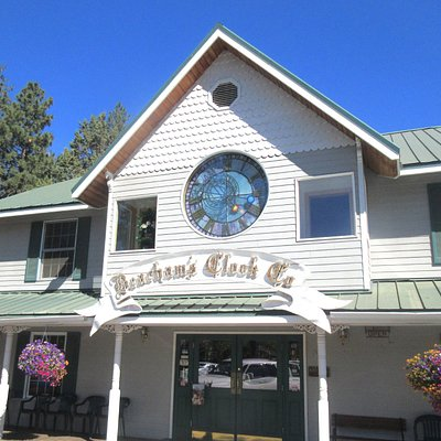 Beacham's Clock Co., Ashand, Oregon