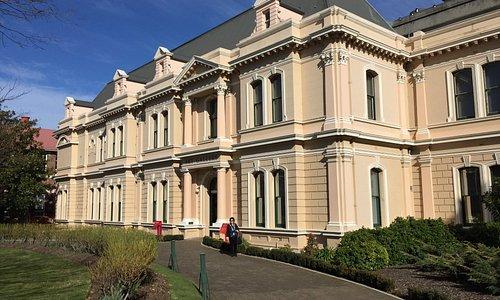 Queen Victoria Museum and Art Gallery