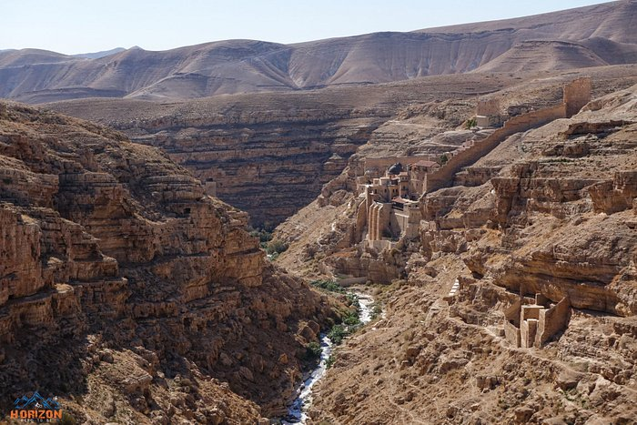 Mar Saba Monastery - Wadi Kidron