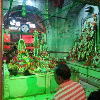 Achal Nath Mahadeo Temple - Sanctum Sanctorum