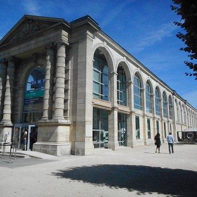 Jeu de Paume, Paris