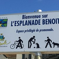 Esplanade Benoît La Baule