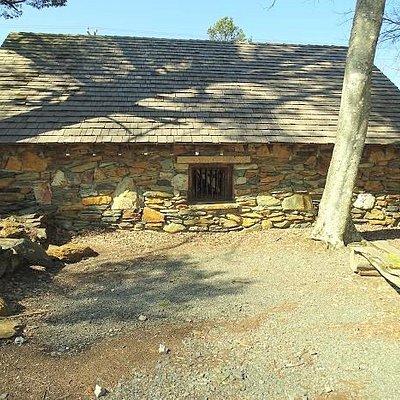 park - stone jail