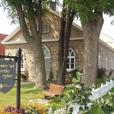 Centre art petite église