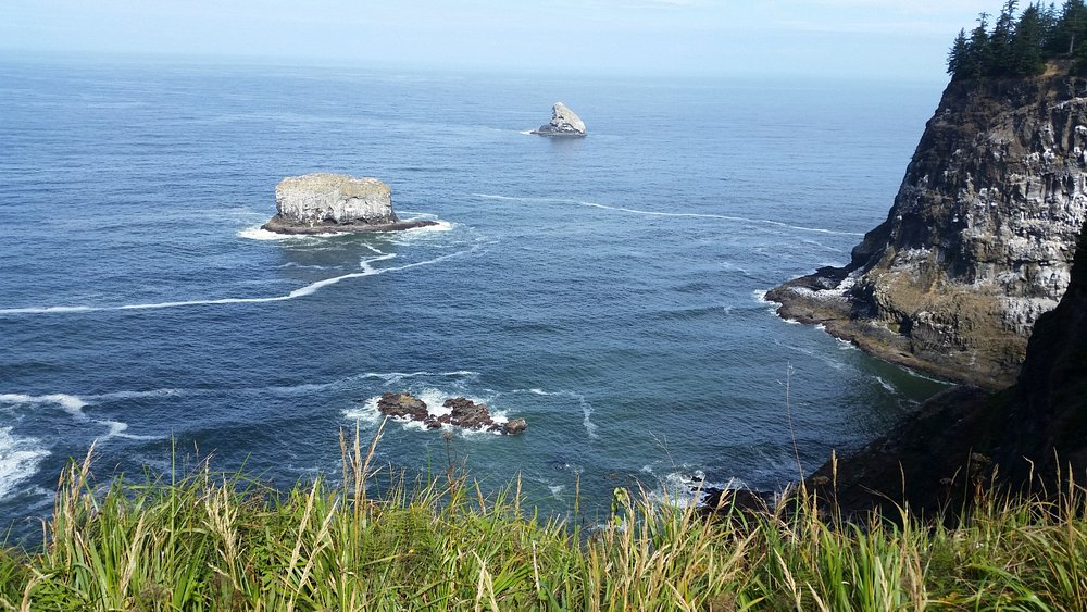 One of the beautiful views from Cape Mears