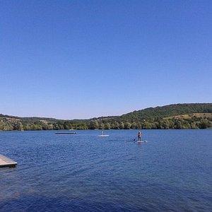 lac Moisson, aout 16