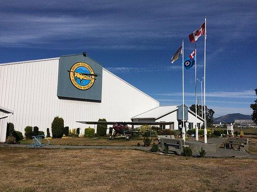 BC Aviation Museum