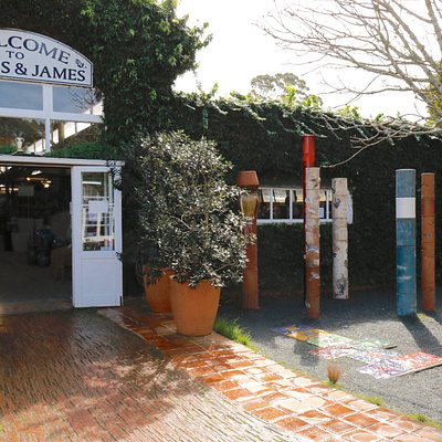 The Main Entrance to Morris & James