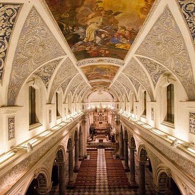 Interno Ex-Cattedrale
