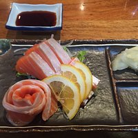 Amazingly fresh and delicious Japanese food