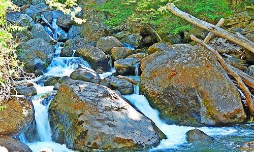 Cascada del Arroyo Grande