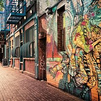 Murales al Lower east Side