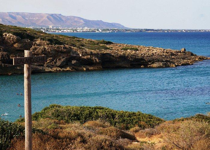 Panorama di Calamosche