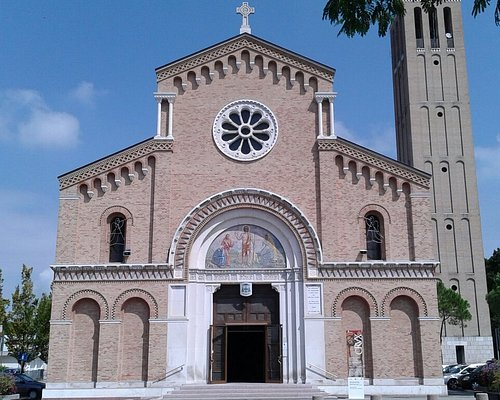 Chiesa parrocchiale San Giovanni Battista Jesolo paese