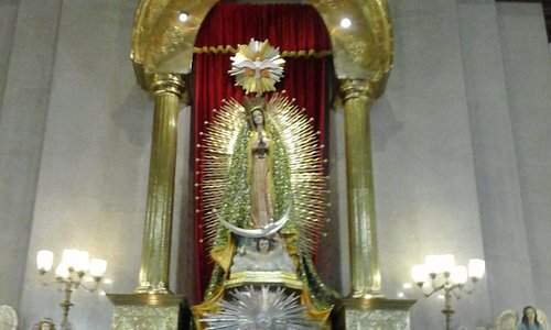 Our Lady of Guadalupe Main Altar