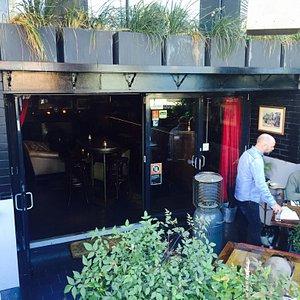 The Lodge Wine Bar